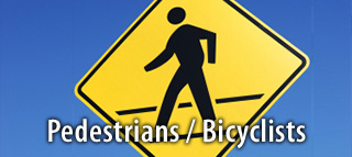 Pedestrians / Bicyclists